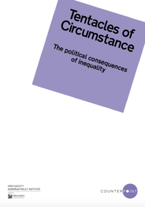 The Tentacles of Circumstance: The Political Consequences of Inequality