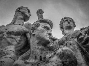 historic errors set in stone